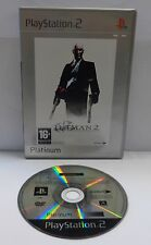 Console Game SONY Playstation 2 PS2 PSX2 PAL ITALIANO HITMAN 2 SILENT ASSASSIN