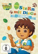 Go Diego Go! - Ostern mit Diego - 3-DVD-SET # DVD-NEU