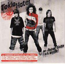 CD EP 5 T TOKIO HOTEL  *AN DEINER SEITE*
