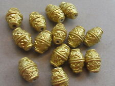 20 Gold 19x14mm  Acrylic Beads(K31A38)