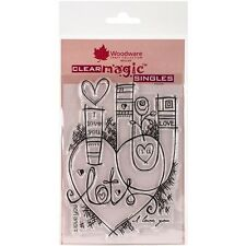 Woodware Craft Collection Woodware Clear Stamps - 535527