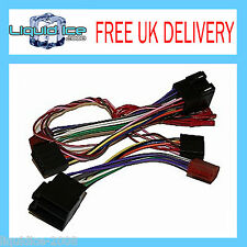 SOT-090 RENAULT TRAFFIC 2001 ONWARDS TELEMUTE PARROT SOT HARNESS ADAPTOR LEAD