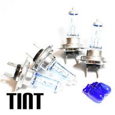 BMW 3 Series E90 318d H7 H7 501 55w Tint Xenon HID Main/Dip/Side Light Bulbs Kit