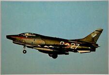 Cartolina Aviazione - Aeritalia Aereo G 91 Y - Non Viaggiata