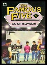 The Famous Five Go on Television (Knight Books) By  Claude Voilier, A. Bell