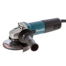 Makita 9558NB 240v 840w 125mm angle grinder mini grinder 3 year warranty option