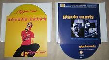 Gigolo Aunts CD Flippin Out Minor Chords and Major Themes *UNBOXED*