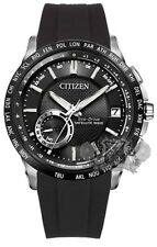 NEW CITIZEN ECO-DRIVE SATELLITE WAVE WORLD TIME GPS CC3005-00E