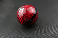 Carbon MUGEN 6 speed Shift Knob For Honda RSX CR-Z CIVC TYPE R ACCORD S2000 FA5