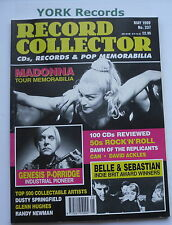 RECORD COLLECTOR MAGAZINE - Issue 237 May 1999 - Madonna / Genesis P-orridge