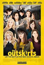 THE OUTSKIRTS MANIFESTO VICTORIA JUSTICE EDEN SHER RICKARDS LEE CHANG LIST JOGIA