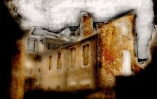 Beautiful Old House Series Fine Photography Digital Art-Print by Pojani, Ipalbus
