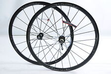 PAIR 700c WHEELS VISION TEAM 30 10 or 11 SPEED 622-19 AERO RIM & SPOKES 50% OFF