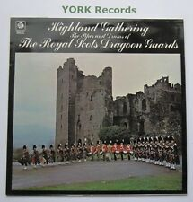 ROYAL SCOTS DRAGOON GUARDS - Highland Gathering - Ex Con LP Record Pye PKL 5560