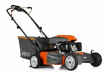 "Husqvarna 190cc 22"" Self-Propelled AWD 3-In-1 Gas Lawn Mower, Orange 