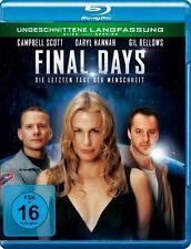 Blu-ray * FINAL DAYS - DIE LETZTEN TAGE DER MENSCHHEIT # NEU OVP (
