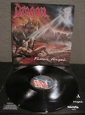 Dragon - Fallen Angel LP vinyl record NM power metal