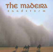 The Madeira - Sandstorm CD surf & instro rock Double Crown Records 2006