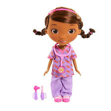 Disney Junior Doc McStuffins Get Better Doc Doll