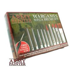 The Army Painter: Mega Brush Set WP5113 FREE SHIPPING