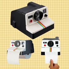 NEW Creative Home Decor Retro Camera Shaped Toilet Paper Tissue Roll Holder Box