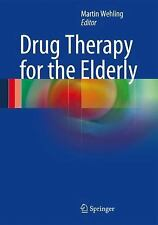 Drug Therapy for the Elderly (2012, Paperback)