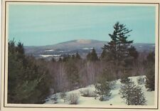 Mount Monadnock In Winter USA Postcard 068a