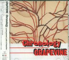 GRAPEVINE Chronology a young persons guide Japan CD NEW