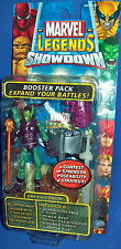 MARVEL LEGENDS SHOWDOWN figure GREEN GOBLIN booster pack 2006 NEW