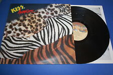 KISS - ANIMALIZE CASABLANCA RECORDS Made in Netherlands 1984