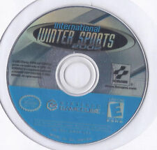 Nintendo GameCube Game ESPN International Winter Sports 2002 Rare and HTF
