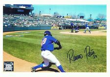 Ramiro Pena Signed Autographed 8x10 Photo - w/COA - MLB NY Yankees