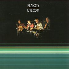 Planxty - Live 2004 (Live Recording in Dublin Ireland) (CD 2004) Irish Trad