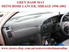 DASH MAT,DASHMAT FIT MITSUBISHI LANCER  1998 - 2002,GREY