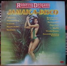 ROBERTO DELGADO JAMAICA-DISCO SEXY COVER HOLLAND PRESS LP