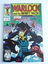 Marvel - Warlock And The Infinity Watch May 1993 No. 16