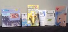 Lansinoh, Nordic Naturals, Nose Frida, CeraVe Cream, Baby Banana Baby Collection