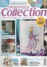 Cross Stitch Collection Magazine Issue 255 Nov 2015 Angel, Downton Character