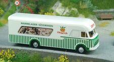 """Brekina 95726 Mercedes Benz Werbefahrzeug""""Zentis Sondermodell lim. 250 Stk. 1:87"""
