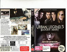 Urban Legend 3:Bloody Mary-2005-Kate Mara-Movie-DVD