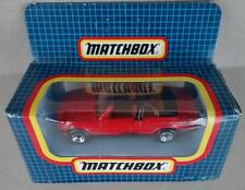 1985 Matchbox No.39 BMW 323i Cabriolet E30  in origin. versiegelter OVP BOX