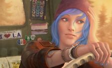POSTER LIFE IS STRANGE MAXINE MAX CHLOE RACHEL VIDEOGAME GAME GIOCO PS3 PS4 #5