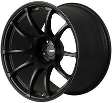 "18"" MiRO 563 Wheels For SCION FRS SUBARU BRZ 18X9.5"" Squared Black Rims Set (4)"