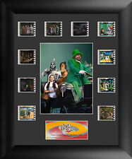Film Cell Genuine 35mm Framed Matted Wizard of Oz Poster Cells Montage USFC5464