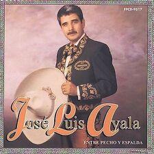 Entre Pecho Y Espalda by Ayala, Jose Luis