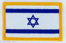 PATCH ECUSSON BRODE DRAPEAU ISRAEL INSIGNE THERMOCOLLANT NEUF FLAG PATCHE