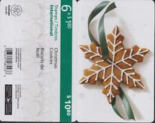 Canada 2012 BK515 #2585 - Christmas: Cookies: International Rate