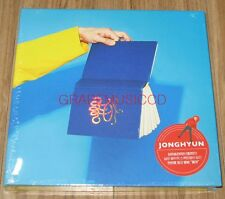 JONGHYUN SHINee 1ST ALBUM 좋아 She is K-POP CD + PHOTOCARD + POSTER IN TUBE SEALED