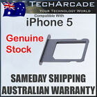 iPhone 5 5G Parts New Nano SIM Card Tray Slot Holder Black Best Quality New