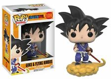 Dragon Ball - Funko Pop Animation 109 - Goku e Flying Nimbus - New Vinyl Figure
